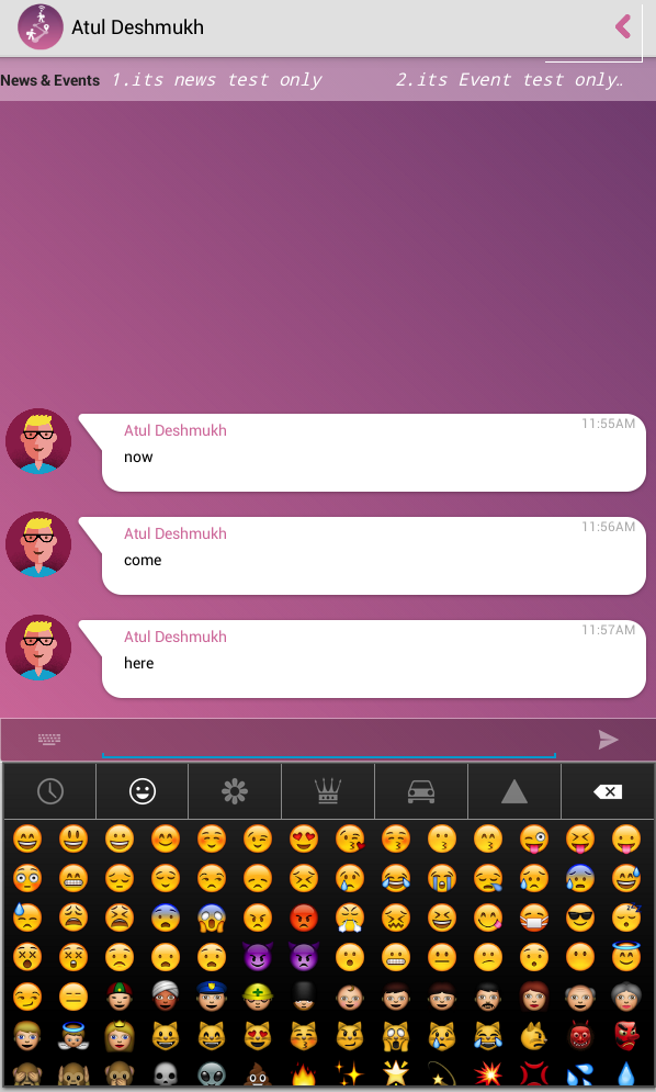 Chat With Smily